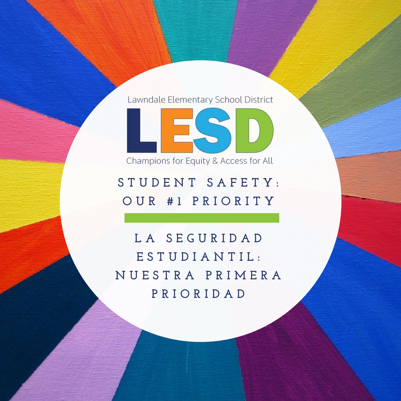 LESD safe schools message