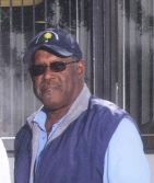 Clarence Howell, Assistant Distribution Specialist Photo
