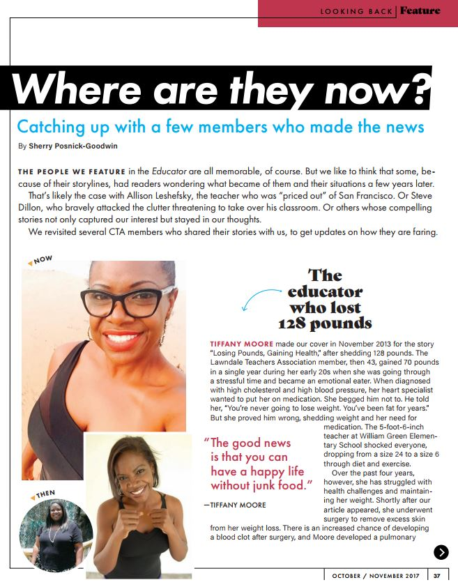 California Educator Magazine