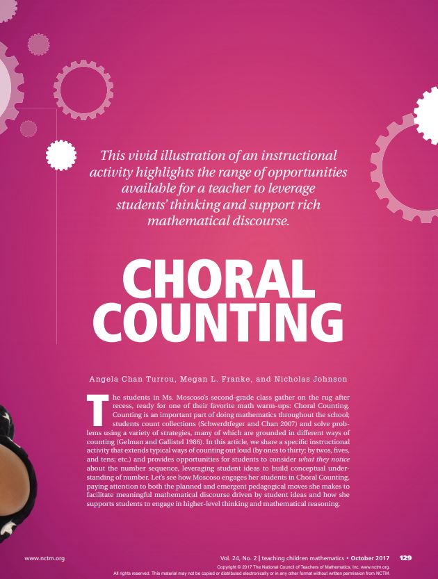 Choral Counting